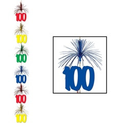 100th Firework Stringer
