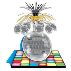Disco Ball Centerpiece