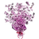 It's A Girl Gleam 'N Burst Centerpiece