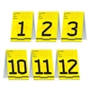 PSI Table Cards (12/pkg)