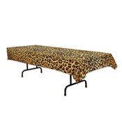 Leopard Print Tablecover