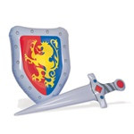Inflatable Sword and Shield Set