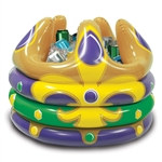 Inflatable Crown Cooler