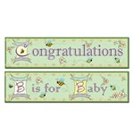 B Is For Baby Banners