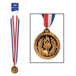 Bronze Medal with Ribbon