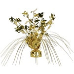 Fleur De Lis Gleam N Spray Centerpiece