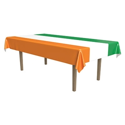 Irish Plastic Tablecover