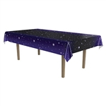 Starry Night Plastic Tablecover