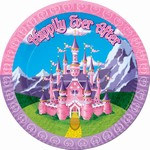 Princess Lunch Plates