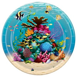 Under The Sea Lunch Plates