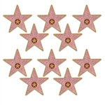 Mini Star Cutouts (10 per pkg)