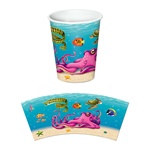 Under The Sea Hot/Cold Cups (8/pkg)