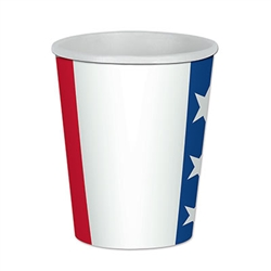 Patriotic Beverage Cups
