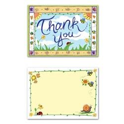 B Is For Baby Thank You Notes