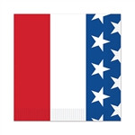 Patriotic Beverage Napkins