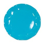 Turquoise Small Plates (10/pkg)