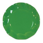 Meadow Green Medium Plates (10/pkg)