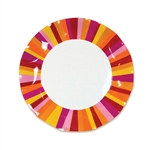 Party Stripe Large Plates (10/pkg)