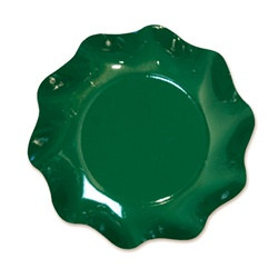 Dark Green Small Bowls (10/pkg)