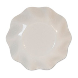 White Medium Bowls (10/pkg)
