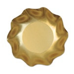Satin Gold Medium Bowls (10/pkg)