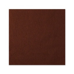 Brown Napkins (20/pkg)