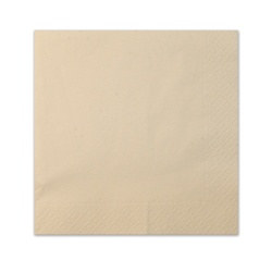Cream Napkins (20/pkg)