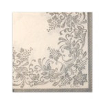 Traditional Silver Napkins (20/pkg)