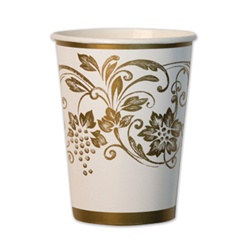 Traditional Gold Cups (10/pkg)