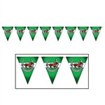 Horse Racing Pennant Banner