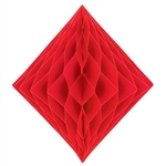 Tissue Diamond - Red