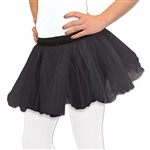 Use PartyCheap's black tutu to complete your ballerina outfit today! Pair this tutu with matching fairy wings to complete your fairy costume.