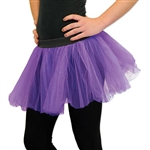 Use PartyCheap's purple tutu to complete your ballerina outfit today! Pair this tutu with matching fairy wings to complete your fairy costume.