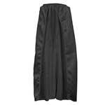 Fabric Cape - Black
