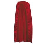 Fabric Cape - Red