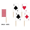 Playing Card Picks (50/pkg)