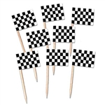 Racing Flag Picks (50/pkg)