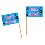 Rock and Roll Picks (50/pkg)