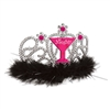 Light-Up Naughty Girl Tiara