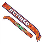 Retired Sash