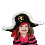 Pirate Captain's Hat - Child Size