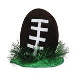 Football Hair Clip