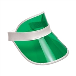 Planning a Casino Night, Luau or Bon Voyage themed party or event?  Add this Clear Plastic Dealer's Visor for a fun and authentic feel.  These one-size-fits-most, light weight visors are the perfect take home keepsake for your guests.