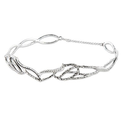 The Silver Metal Crown with chain clasp is made of alloy metal and measures 1 3/4 inches by 6 1/2 inches. Chain clasp measures 6 inches. One size fits most. One per package. Due to hygiene-related concerns, this item is not eligible for return.