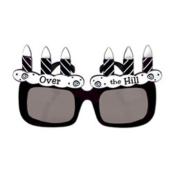 Over-The-Hill Fanci-Frames
