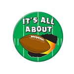 It's All About Football Button