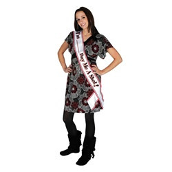 I'm __ Buy Me A Shot Satin Sash