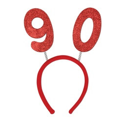 90th Glittered Boppers