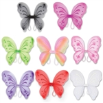 Sprinkle some pixie dust and channel your inner fairy with our Nylon Fairy Wings.