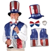 Uncle Sam Set (1/set/pkg)